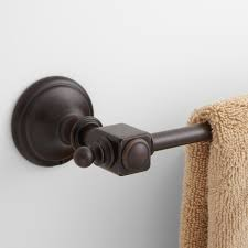 towel racks towel bars u0026 towel shelves signature hardware