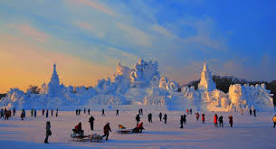 harbin snow and ice festival 2017 harbin international ice and snow sculpture festival photos