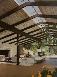 Cliff Barn Cliff May Modern Ranch House From 1958 History Pinterest