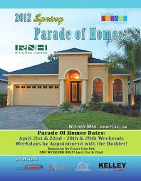 spring parade of homes 2012 by polk county builders association