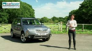 subaru green forester subaru forester suv 2008 2012 review carbuyer youtube