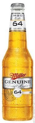 Miller Genuine Draft 64 Light Beer Prices Stores Tasting Notes