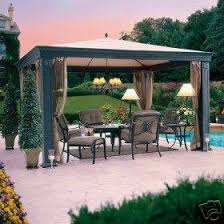 Outdoor Patio Canopy Gazebo Modern Ideas Backyard Canopy Ideas Picturesque Canopy Gazebos