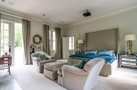 chambre taupe et gris design interieur chambre taupe mobilier velours gris rideaux