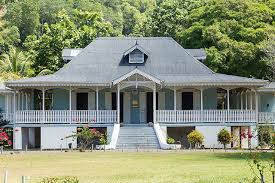 french colonial style ancient beauties 4 plantation homes in seychelles built in french