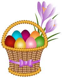 easter egg basket easter egg basket