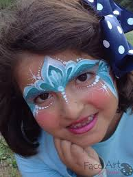 303 best face painting princess style images on pinterest face
