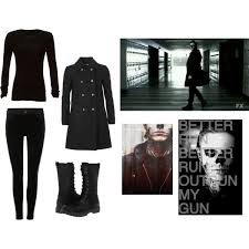 tate langdon american horror story polyvore
