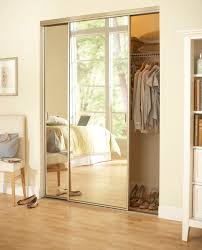 Thin Closet Doors Mirrored Closet Doors Interior Doors And Closets