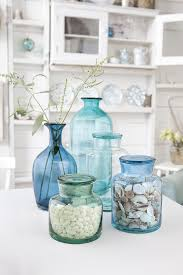 Home Decor Glass Best 25 Colored Glass Bottles Ideas On Pinterest Colored Glass