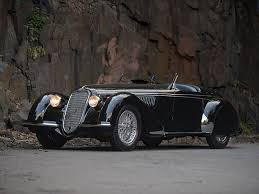 alfa romeo 8c 2900b lungo spider by touring rich edition