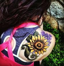 25 amazing sunflower tattoo designs u0026 meanings beauty epic