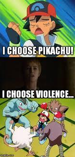 Pokemon Game Memes - game of pokemon imgflip