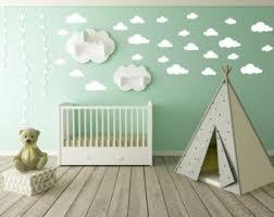 Baby Nursery Wall Decal Nursery Wall Decal Inspirational Cloud Wall Stickers Nursery
