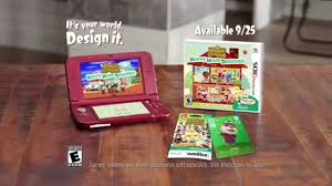 nuevo comercial de u0027animal crossing happy home designer u0027 y las
