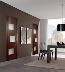 Modern Bedroom Door Designs - dominika contemporary interior door with glass