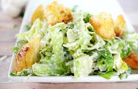 homemade caesar salad dressing the chunky chef