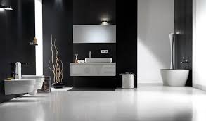 simple bathroom designs black black and white bathrooms design