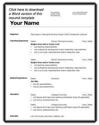 Resume Template For Teenager Example Of Resume For Teenager Examples Of Teen Resumes Resume