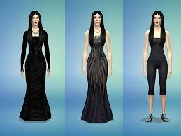 Morticia Addams Dress Ineliz U0027s Morticia Addams