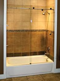 Glass Doors For Showers Buy Bathtub Doors Dulles Glass And Mirror