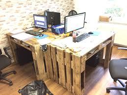 Suche Schreibtisch Diy Schreibtisch Aus Paletten Im Büro Mangoblau In Oldenburg