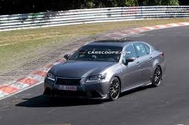 lexus sedan with v8 lexus gs f believed to be unveiled at la motor show with