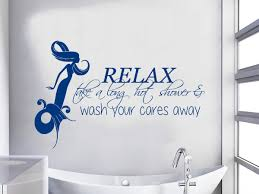 relax enjoy unwind vinyl wall decal stickers letters bathroom decor relax enjoy unwind vinyl wall decal stickers letters bathroom decor hwhd mermaid wall decal quote