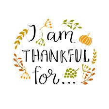 i am thankful for quote stock illustration illustration of