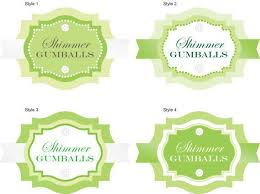 Candy Labels For Candy Buffet by 58 Best Yellow Candy Buffets Images On Pinterest Yellow Candy