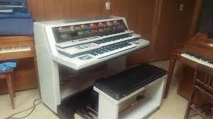 yamaha fx3 pro organ with tm1 speaker u2022 1 499 00 picclick