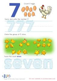 printable math worksheets for preschool and kindergarten kids