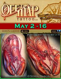 Map Guest Off The Map Guest Spot May 2 16th Sorin Gabor At Sugar City Tattoo