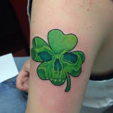 70 best four leaf clover tattoo ideas and designs lucky plant