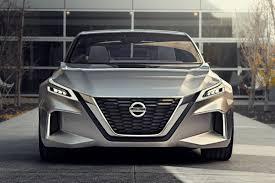 new nissan concept nissan vmotion concept car detroit auto show photos features