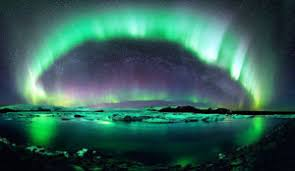 what creates the northern lights before you die see the northern lights