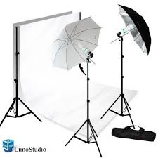 cheap umbrella lighting kit limostudio 700w photography light photo video studio umbrella