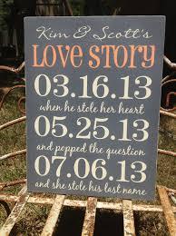september wedding ideas personalised wedding sign www etsy shop castleinndesigns