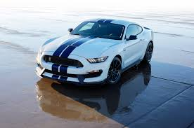ford shelby gt350 mustang comes to l a with flat plane v 8