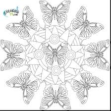 coloring pages excellent free mandala designs to print