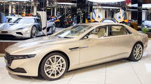 2016 lagonda taraf the 1 hardly used aston martin lagonda demands 680k