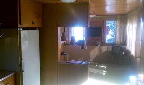 interior of mobile homes 1958 victor mid century mobile home with time capsule interior