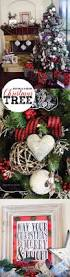 buffalo check christmas tree love this rustic christmas decor