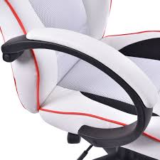 Desk Chair Gaming by White Executive High Back Racing Style Office Chair Gaming