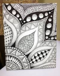 best 25 drawing designs ideas on zentangle drawings design