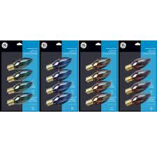 C9 Christmas Lights Lowes by Shop Ge Assorted Indoor Outdoor Assorted Incandescent C9 String