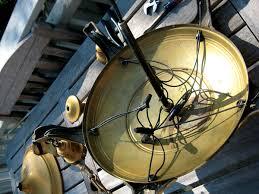 Rewire Light Fixture How To Rewire An Antique Light Fixture Restoration Design For