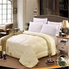 King Size Silk Comforter Silk Comforters Butterfly Quilt Pink Beige Duvet Super King Size