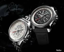 bentley breitling clock breitling for bentley celebrates 10 years with 3 new in house