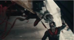 watch ant man fly latest footage marvel u0027s blockbuster